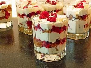 Dessert Mit Johannisbeeren : himbeer cantuccini schichtdessert rezept mit bild ~ Lizthompson.info Haus und Dekorationen