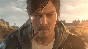 Norman Reedus And The Ghost From PT Have A Freaky