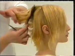 Comment Couper Les Cheveux Courts : une id e de coupe courte f minine coiffure agaclip make your video clips ~ Farleysfitness.com Idées de Décoration