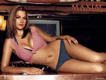 Maxim Models Female Babes Celebrities Lingerie Bikini
