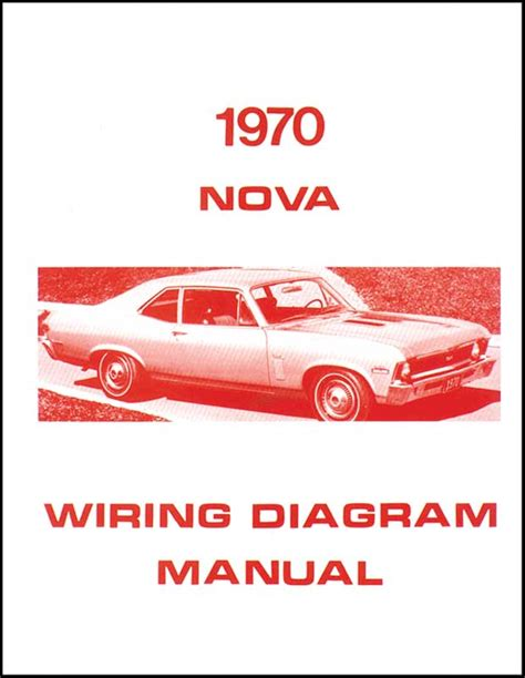 Chevrolet Nova Parts Literature Multimedia