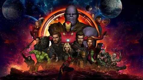 GTA Amazing: Avengers Infinity War Skin Pack - Marvel ...