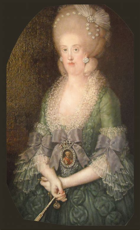 maria carolina  augsburg ferdinand iv  wife  mary