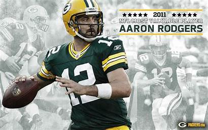 Aaron Rodgers Packers Wallpapers Bay Mvp Jordy