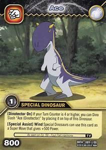 Carnotaurus Ace Tcg Card 5 Dkta Frenchjpg Dinosaur King