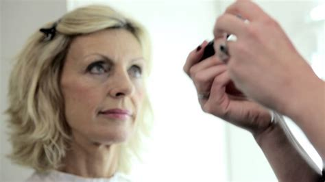Mother of the bride make up tutorial   from <a href=