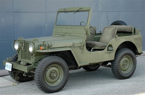 Willys Army Jeep In A Crate For $50