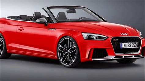 2017 Audi Rs5 Cabriolet Vs Bmw M4 Convertible