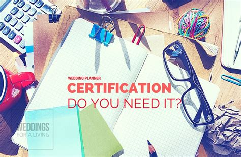 Wedding Planner Certification, Is It Required?