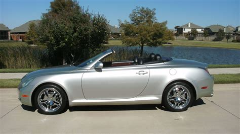 2002 Lexus Sc430 Convertible F43 Kansas City 2018