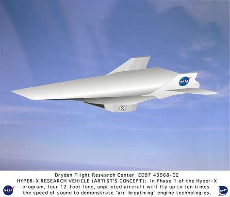 NASA Hypersonic Plane (page 3) - Pics about space