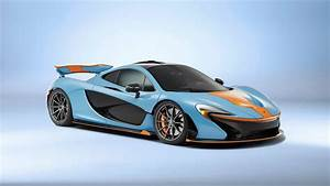 Businessman Orders McLaren P1 in Gulf Oil Racing Colors ...