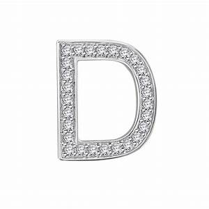 Hand Crafted Fine Jewellery Sydney Diamond letter 'D ...