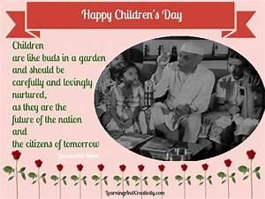Children, Citizens Of Tomorrow: Jawaharlal Nehru ...