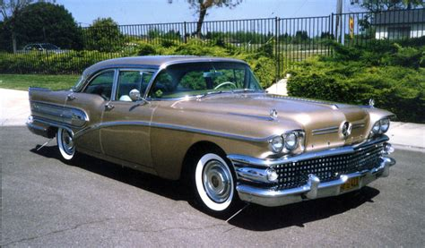 Buick Classic Car by 1958 Century Big Boxy Buick Classic Classics Groovecar