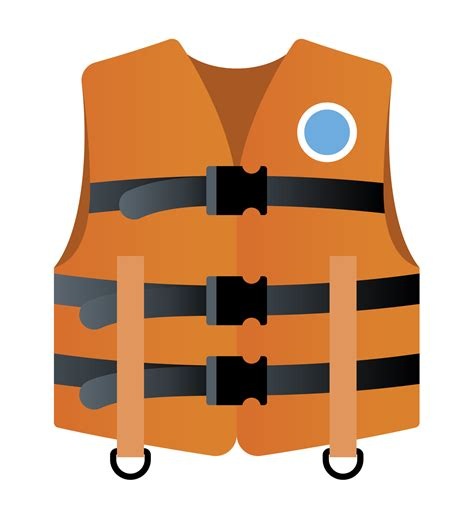Boat Safety Jackets by Lifejacket Clipart Clipground