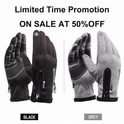 Gloves Touch Winter Screen Unisex Waterproof Warm
