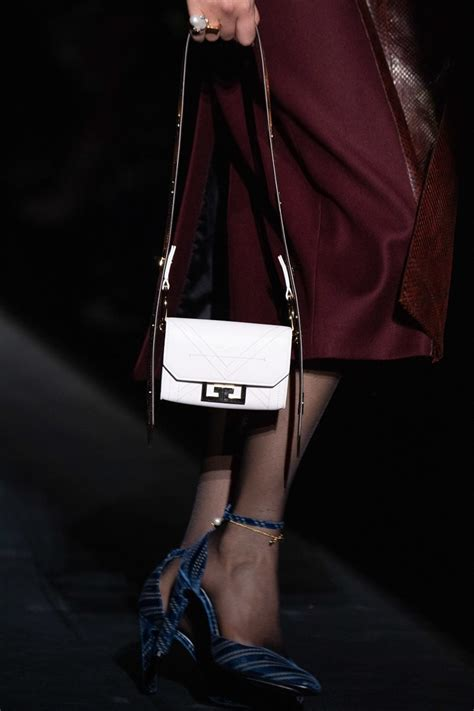 givenchy introduces  newest bag   fall  runway