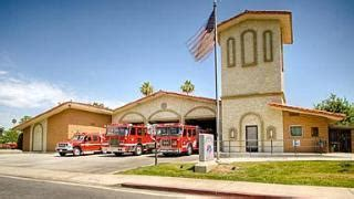 Riverside County Fire Department Engine