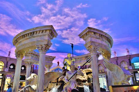 Atlantis Show, Caesar's Palace, Las Vegas | Round the ...