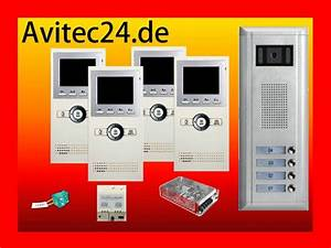 Kamera Für Haus : 4 familienhaus video t rsprechanlage dtr11 s4 sony ccd ~ Lizthompson.info Haus und Dekorationen