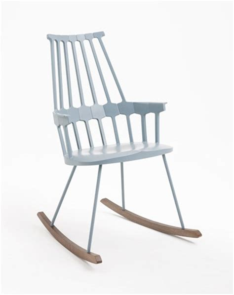 kartell comback rocking chair surrounding