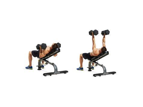 Incline Neutralgrip Bench Press  Men's Fitness