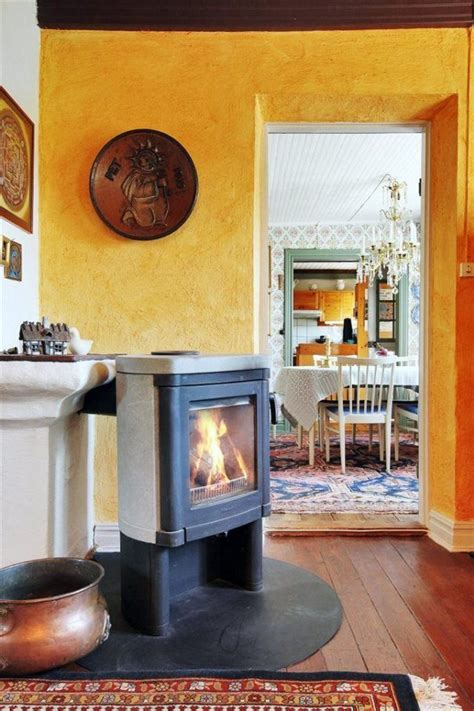 Scandinavian wall system made with oak circa 1970's. 201 best Classic and modern Scandinavian wood stoves. images on Pinterest | Wood stoves ...