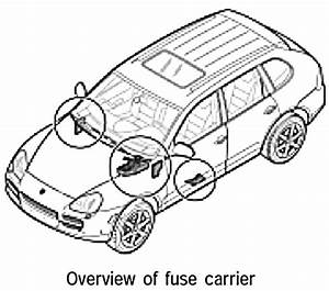 Porsche 914 Fuse Box Diagram