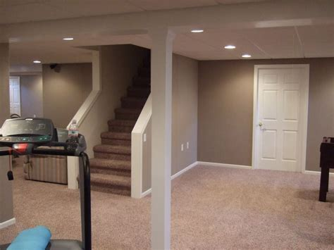 Finished Basement Ideas   finished basement plans ideas