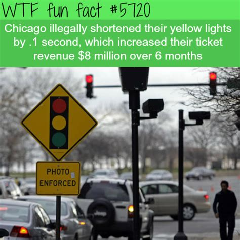 chicago light ticket chicago s light tickets facts