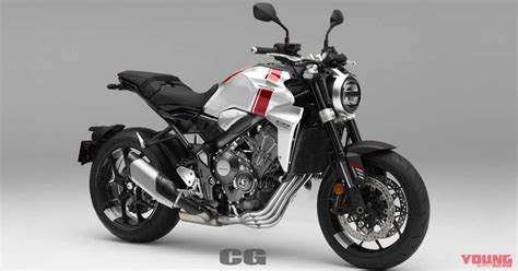 Honda Cb650r by Scoop For The 2019 New Type Cb650r The Concept Model