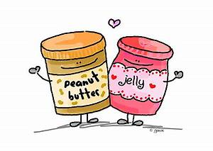 Peanut Butter And Jelly Sandwich Clipart | Clipart Panda ...