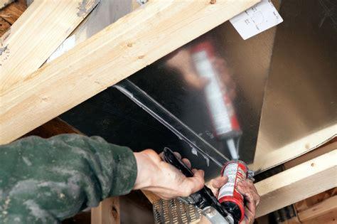 duct sealing  improve  ac purls sheet metal