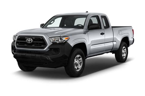 2018 Toyota Tacoma Reviews And Rating  Motor Trend