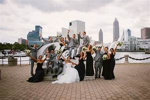 Carrie + Nick   A Downtown Cleveland Wedding at Music Box ...