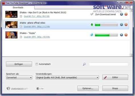free youtube free windows bei soft ware net