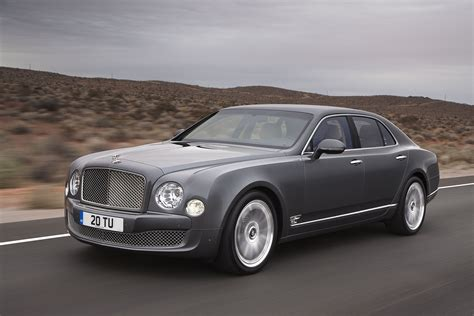 Bentley Mulsanne Photo by Bentley Unveils Mulsanne Mulliner Driving Specification