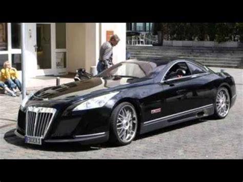 Maybach Exelero 8 Million Dollar Car