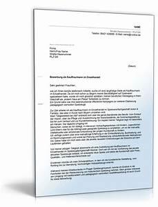 Bewerbung Kaufmann Im Einzelhandel : anschreiben bewerbung einzelhandelskaufmann muster zum download ~ Orissabook.com Haus und Dekorationen