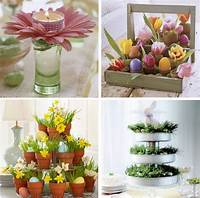 easter decorating ideas Dining Room : Creative Easter Table Decoration Ideas to ...