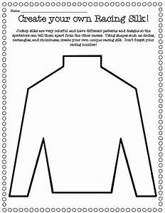 growing little minds it39s derby time With jockey silks template