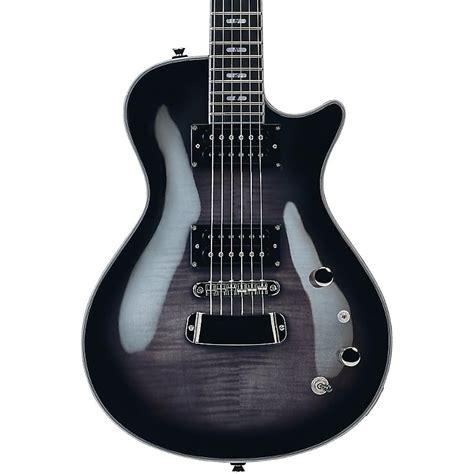 hagstrom ultra electric guitar regular black burst reverb