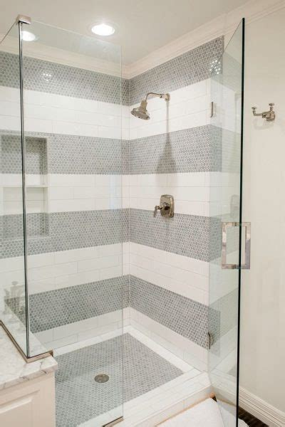 beautiful modern tile shower ideas  small bathrooms