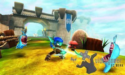 skylanders spyros adventure screenshots  wii
