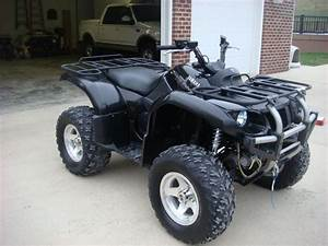 Diagram For 2005 Yamaha Grizzly