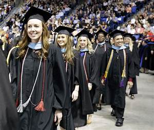 King's College commencement held a 'family' theme on ...