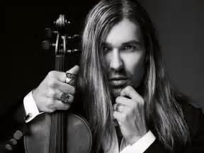 wedding band brand david garrett il virtuoso violinista 39 rock 39 in italia a