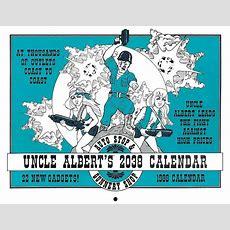 Uncle Albert's 2038 Calendar