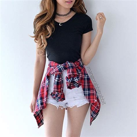 High quality and sturdy flannel shirt great for the fall but o so cute when tied around your ...
